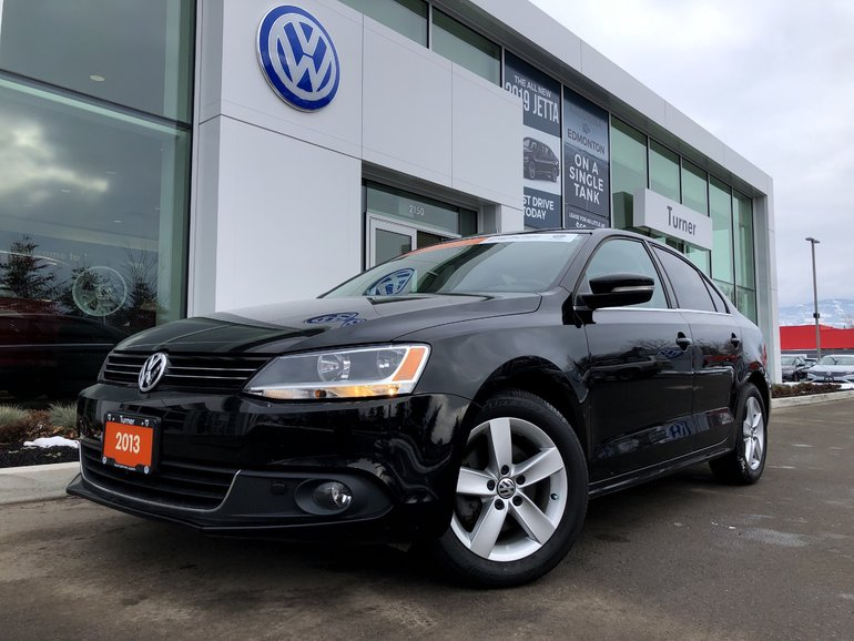 2013 Volkswagen Jetta Diesel, Locally Owned, No Accidents