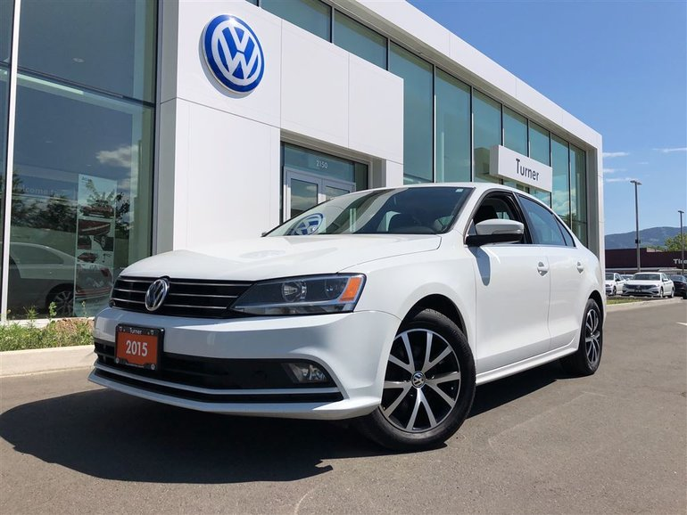 2015 Volkswagen Jetta COMFORTLINE 2.0 TDI 140HP 6 SPEED MANUAL