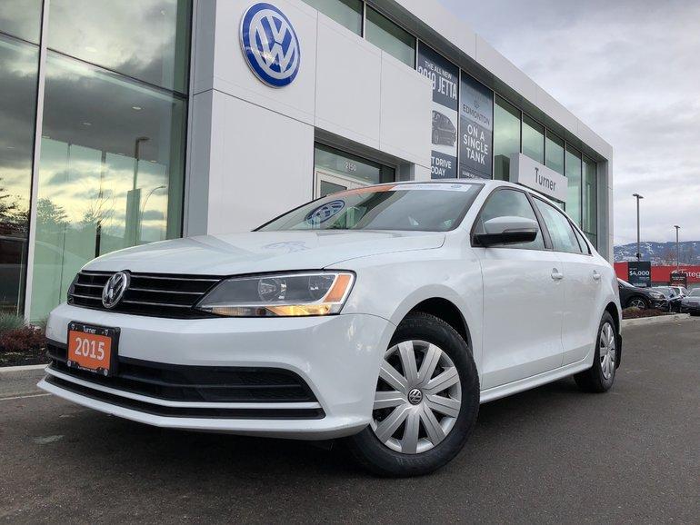 2015 Volkswagen Jetta Certified Pre-Owned