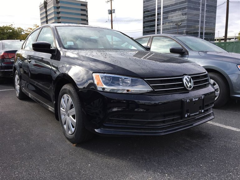 2017 Volkswagen Jetta TRENDLINE+ 1.4T 5-SPEED MANUAL
