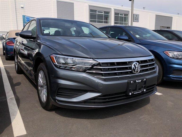 2019 Volkswagen Jetta COMFORTLINE 1.4T 6-SPEED MANUAL