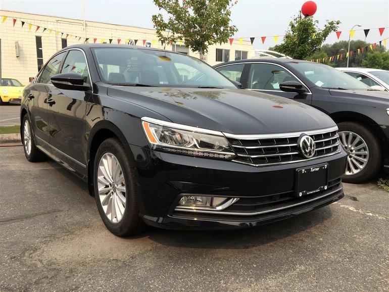2017 Volkswagen Passat COMFORTLINE 1.8 TSI 6-SPEED AUTOMATIC