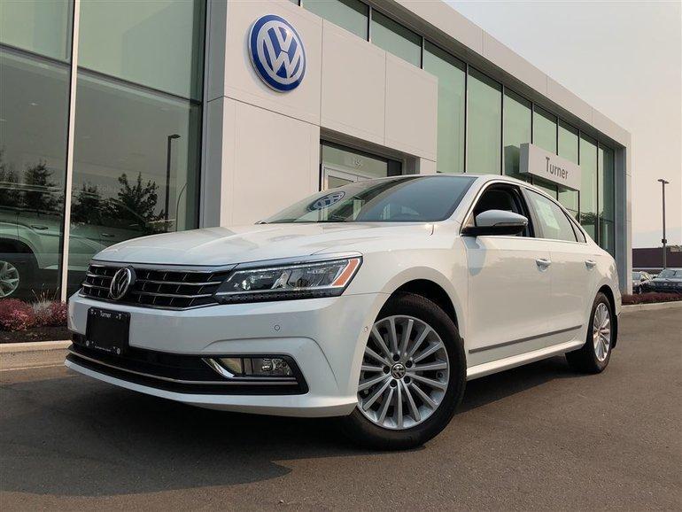 2017 Volkswagen Passat Comfortline 1.8T