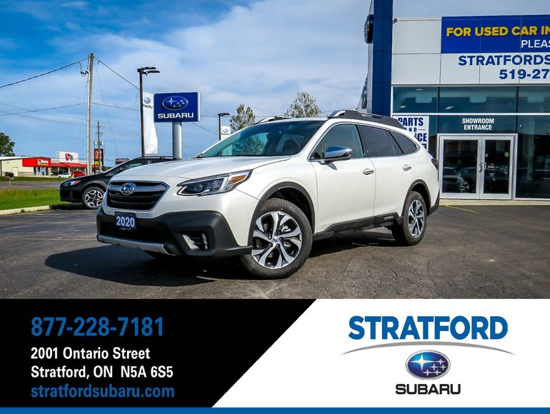 Stratford Subaru | 2020 Outback Premier XT - 45904 0$ | S984