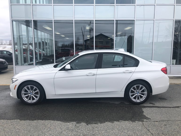 BMW 3 Series 320i xDrive 2016