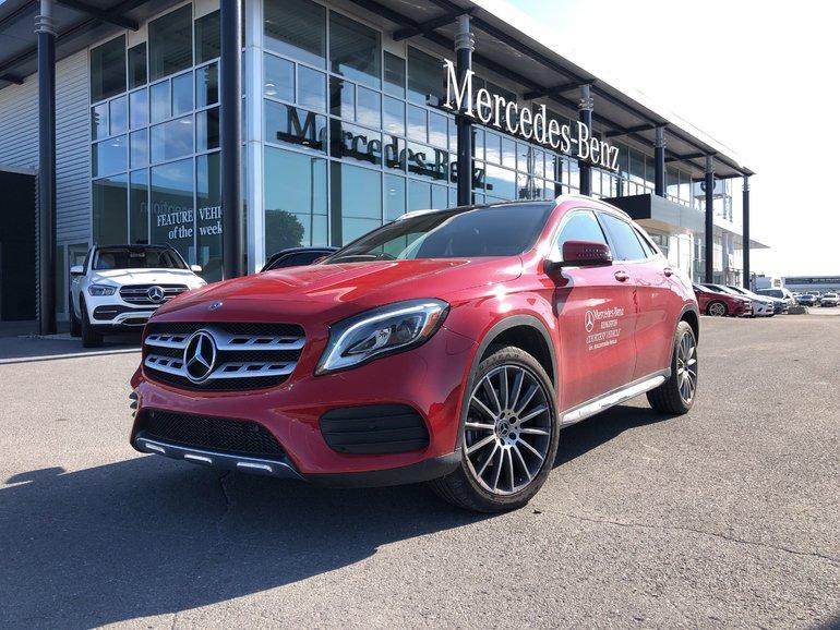 Mercedes-Benz Kingston | Pre-owned 2018 Mercedes-Benz GLA ...
