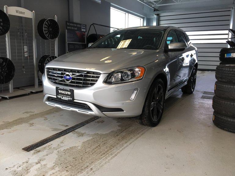 Used 2017 Volvo Xc60 T5 Awd Se Premier 43480 0 Van Herpt Motors