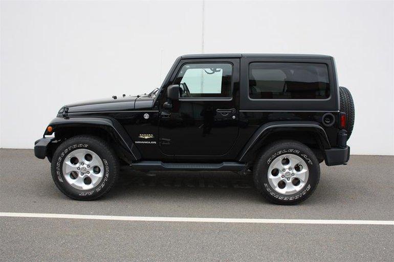 Used 2015 Jeep Wrangler Sahara Black 62 500 Km For Sale 28799 0 Vantage Motors Vw 935213a
