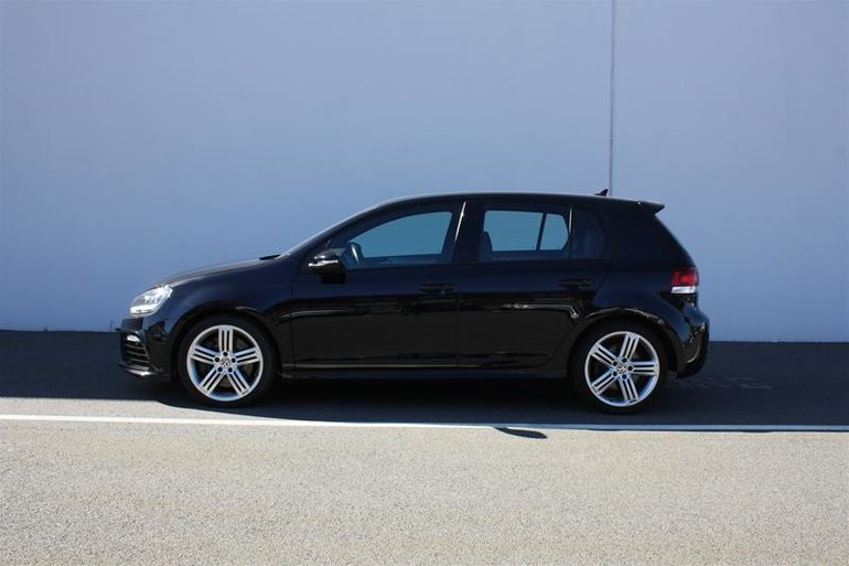 Volkswagen Golf R 5 Dr Special Ed. 2.0T 4M 6sp 2012