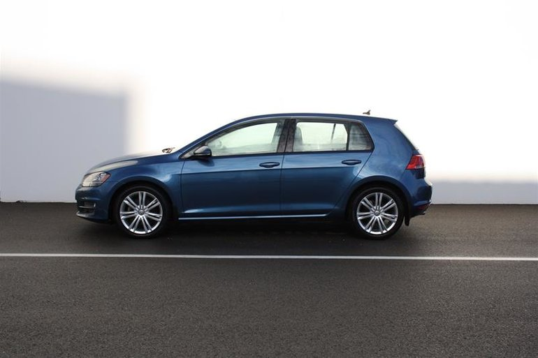 2015 Volkswagen Golf 5-Dr 2.0 TDI Highline 6sp