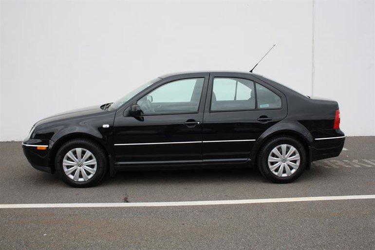2005 Volkswagen Jetta GLS 2.0L 5sp