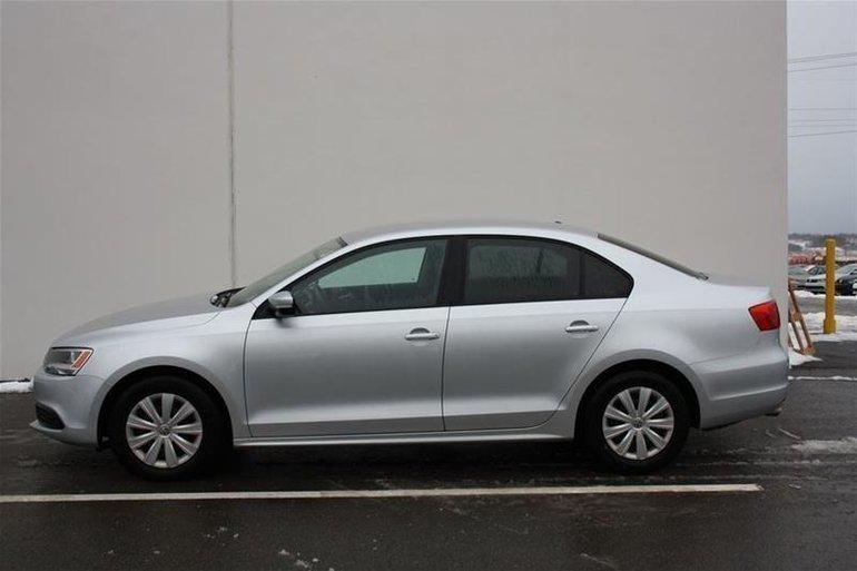 Volkswagen Jetta Trendline plus 2.0 6sp w/Tip 2014