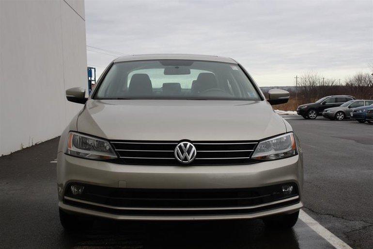 Volkswagen Jetta Trendline plus 2.0 TDI 6sp DSG at w/ Tip 2015