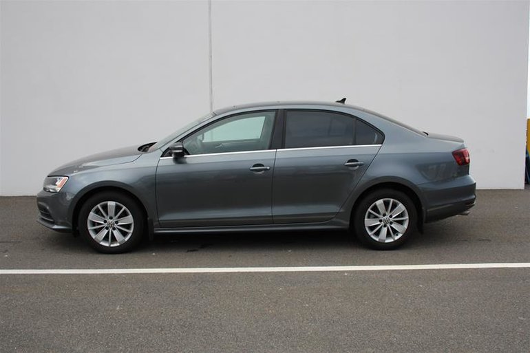 Volkswagen Jetta Trendline plus 1.4T 6sp at w/Tip 2016