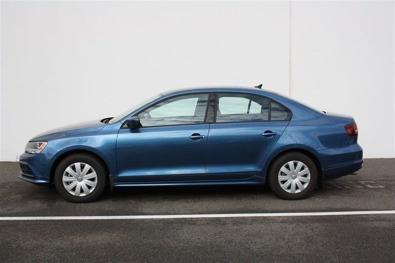 Volkswagen Jetta Trendline plus 1.4T 6sp at w/Tip 2017