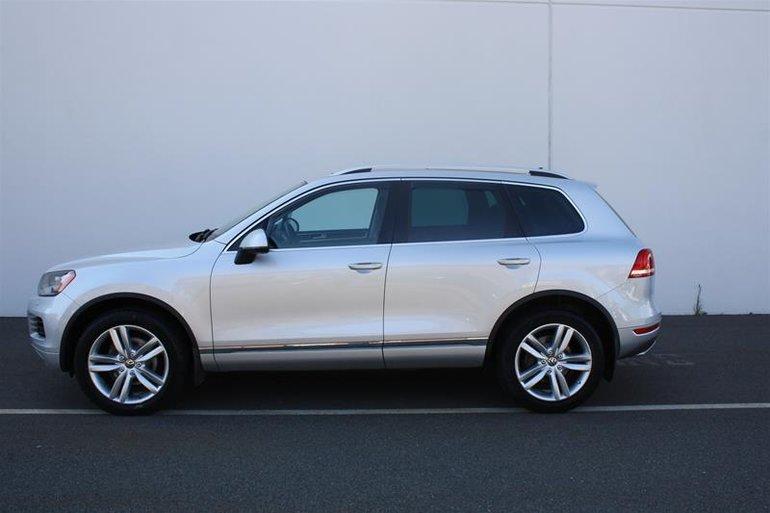 2012 Volkswagen Touareg Execline 3.0 TDI 8sp at Tip 4M