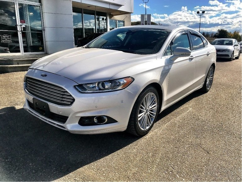 Used 2013 Ford Fusion Se With Warranty For Sale 15450 0 Vernon Vw