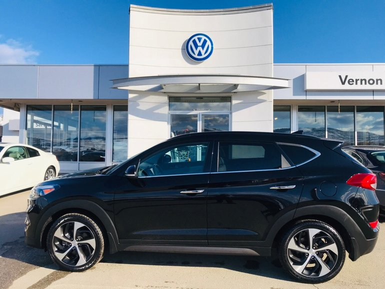 2016 Hyundai Tucson Ultimate 1.6T AWD