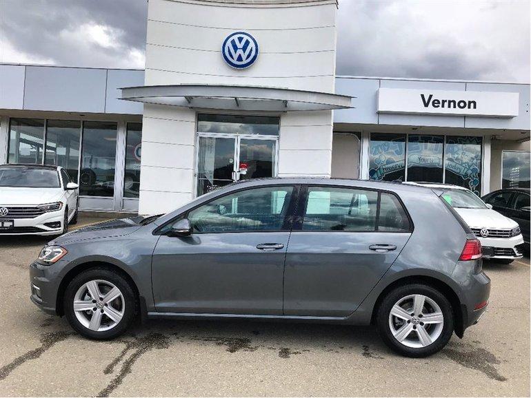 New 2018 Volkswagen Golf 1.8 TSI for Sale - $29040.0 | Vernon VW