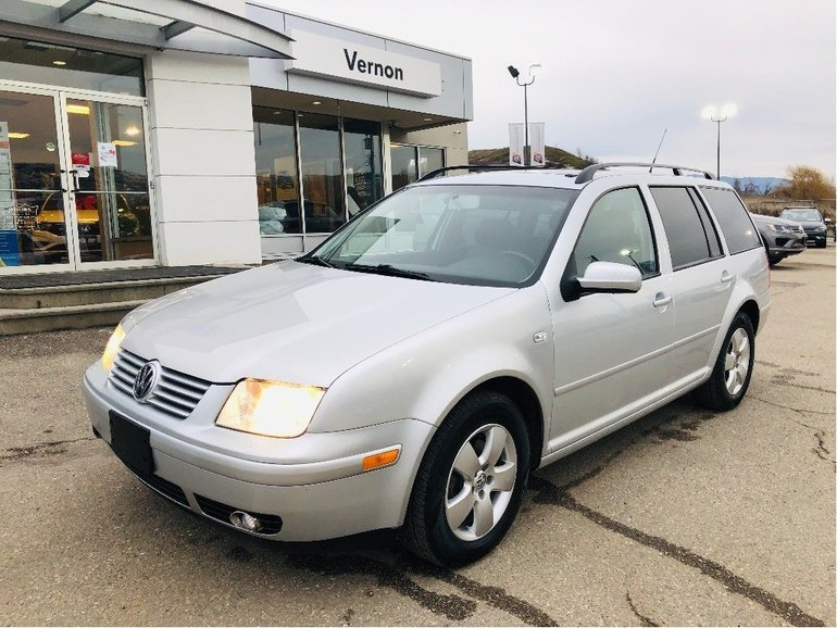 2004 Volkswagen Jetta WAGON GLS 2.0L WITH WARRANTY