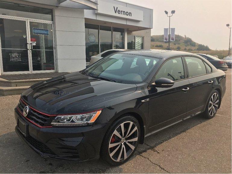 2018 Volkswagen Passat 3.6L VR6 GT