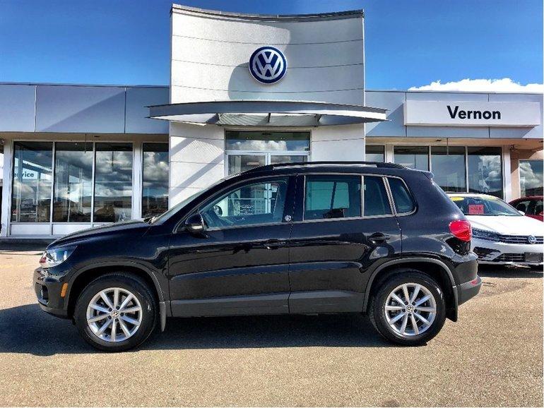 Used 2017 Volkswagen Tiguan Wolfsburg Edition For Sale 27995 0