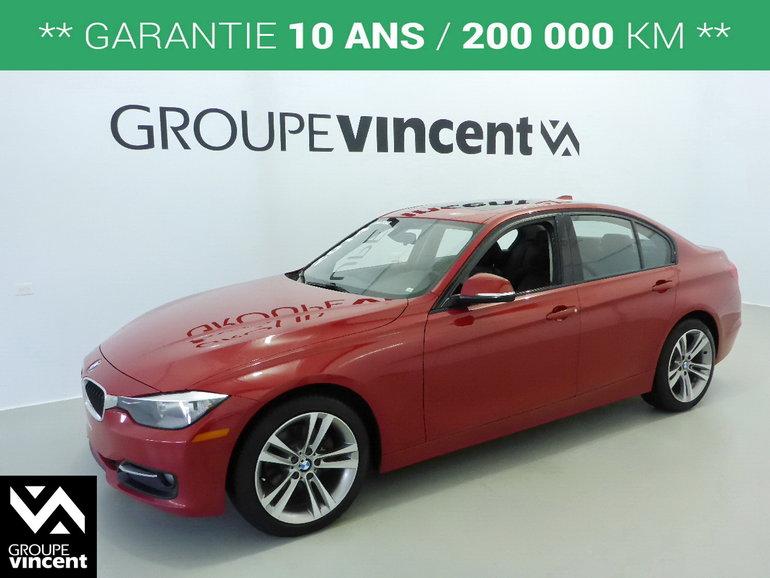 BMW 3 Series 320i xDrive MSPORT PKG**GARANTIE 10 ANS** 2014