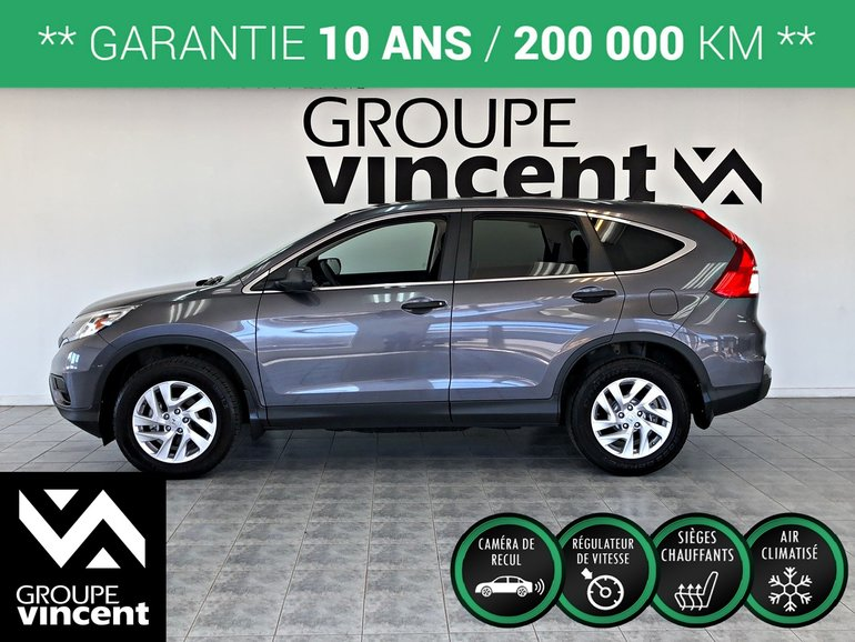 Honda CR-V LX **GARANTIE 10 ANS** 2016