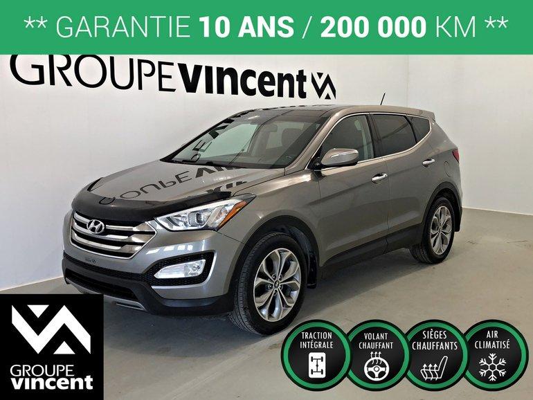 Hyundai Santa Fe SE 2.0T SPORT AWD **GARANTIE 10 ANS** 2013