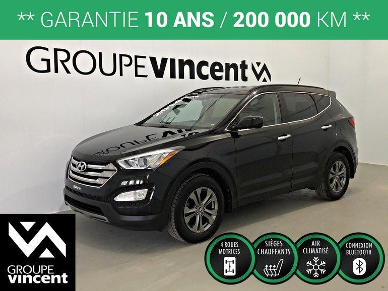 Hyundai Santa Fe SPORT PREMIUM 2.0T AWD **GARANTIE 10 ANS** 2014