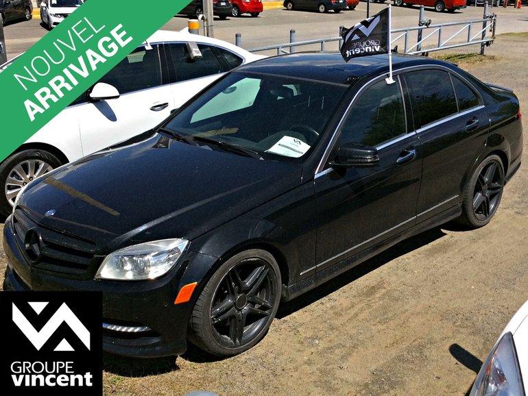 Mercedes-Benz C-Class C 350 4MATIC **GARANTIE 10 ANS** 2011