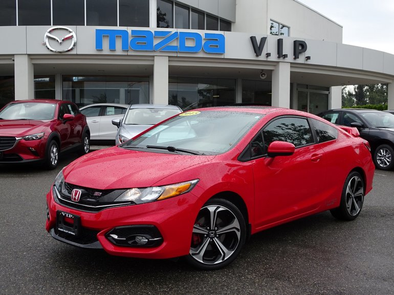 2015 Honda Civic 6SPD, A/C