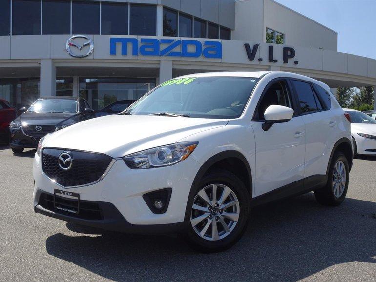 VIP Mazda   Pre-owned 2015 Mazda CX-5 GS AWD for Sale