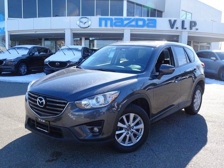 2016 Mazda CX-5 GS, AWD, SUNROOF