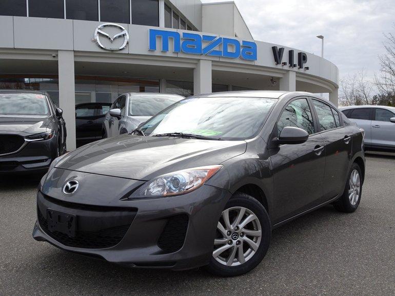 2013  Mazda3 GS SKYACTIV