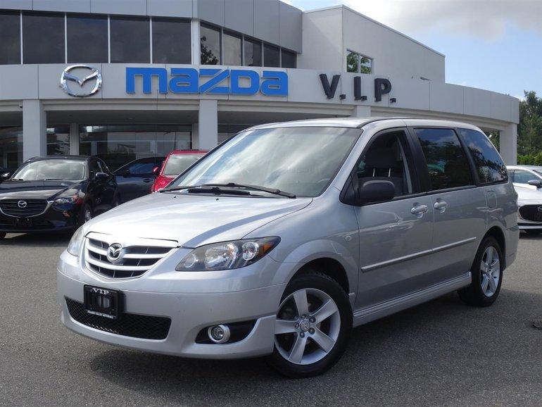 2005 Mazda MPV 7 Passenger