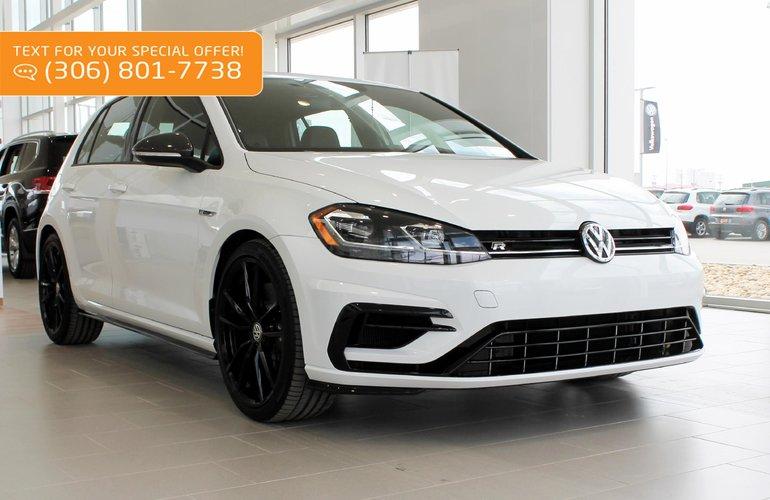 2019 Volkswagen Golf R 2.0 TSI