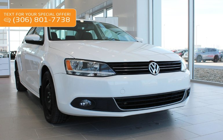 2014 Volkswagen Jetta 2.0 TDI Comfortline