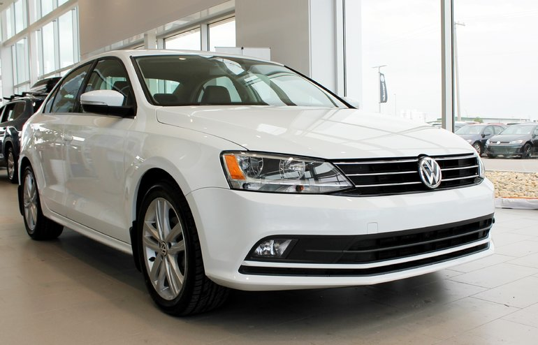 2015 Volkswagen Jetta 2.0 TDI Highline