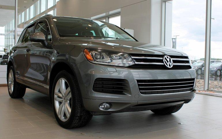 2014 Volkswagen Touareg 3.0 TDI Comfortline