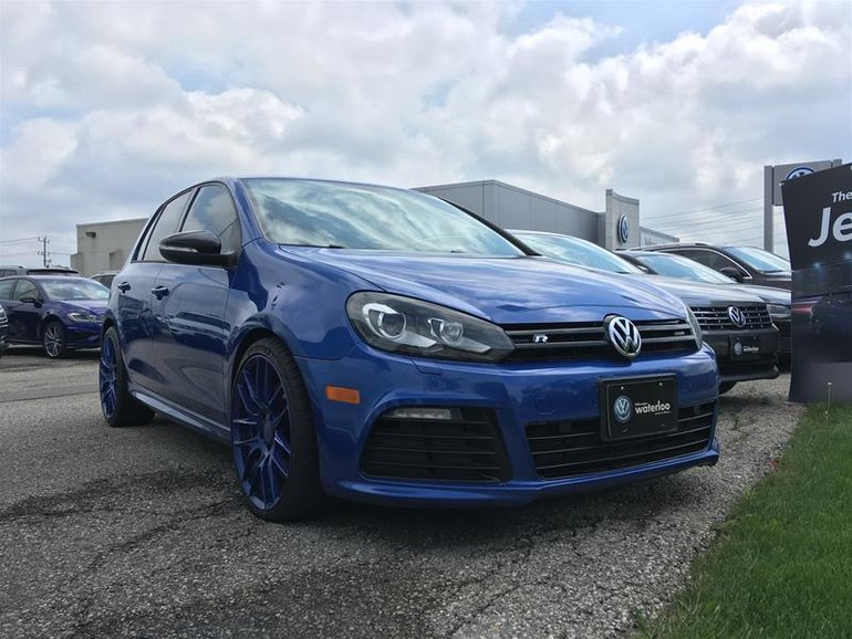 2013 Volkswagen Golf R 5 Dr Special Ed. 2.0T 4M 6sp