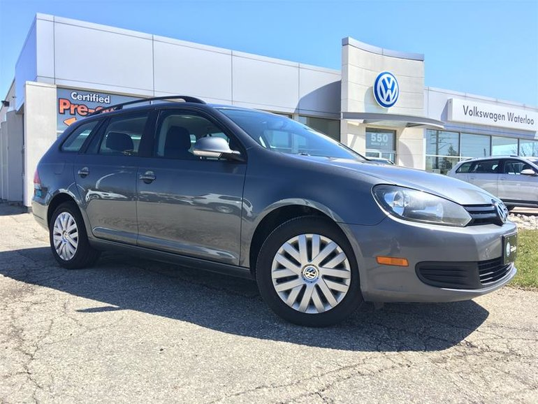 2013 Volkswagen Golf wagon Trendline 2.5 at Tip