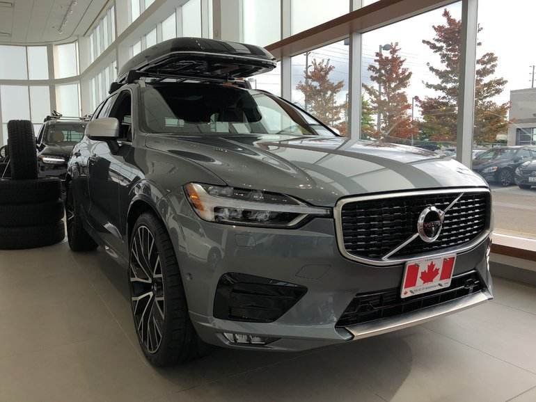 New 2019 Volvo Xc60 T6 Awd R Design 86494 82 Volvo Of