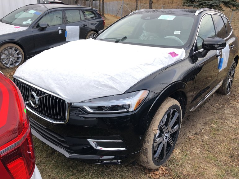 2019 Volvo XC60 T6 AWD Inscription