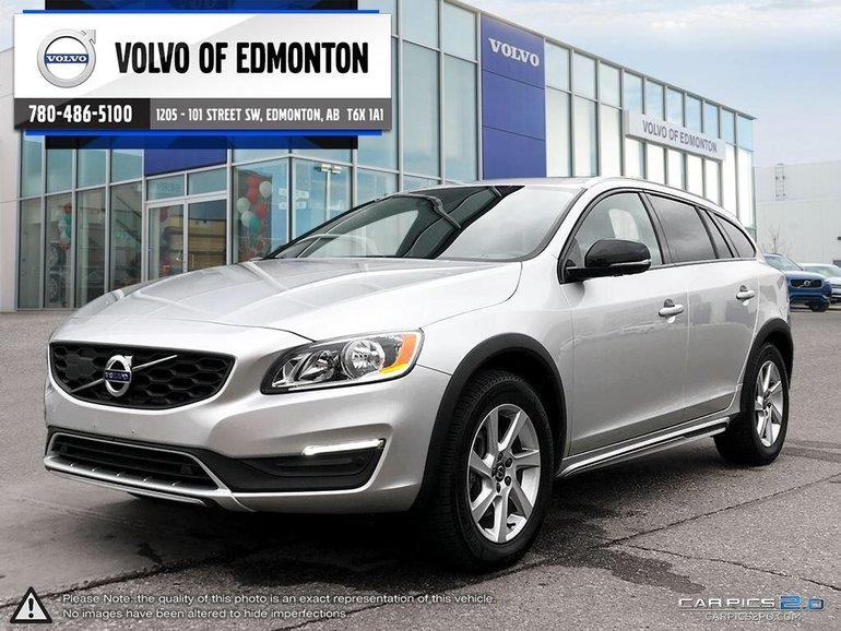 Used 2017 Volvo V60 Cross Country T5 Awd Premier 40488 0 Volvo