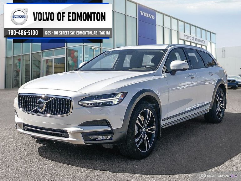Used 2019 Volvo V90 Cross Country T6 AWD - $59988.0 ...