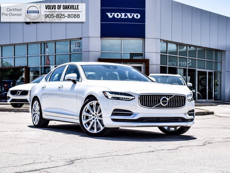 2019 Volvo S90 T8 eAWD Inscription
