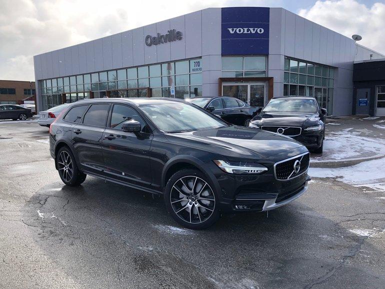 2019 Volvo V90 Cross Country T6 AWD