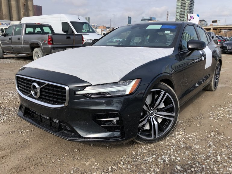 New 2020 Volvo S60 T6 AWD R-Design - $63239.0 | Volvo of ...