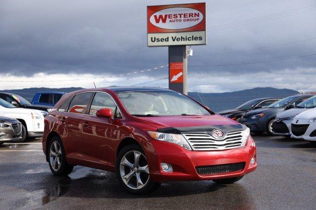 2011 Toyota Venza Premium Package
